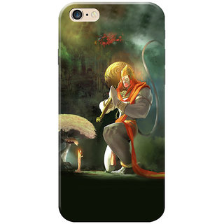 HACHI Jai Hanuman Ji Mobile Cover for   6 Plus