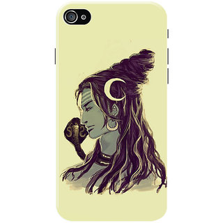 HACHI Lord Shiva Mobile Cover for   4