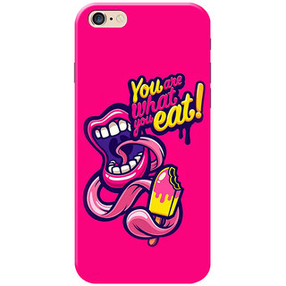 HACHI Cool Case Mobile Cover for   6 Plus