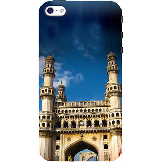 IFasho Designer Back Case Cover For   5 (Mosque Telangana Tollywood Icon)