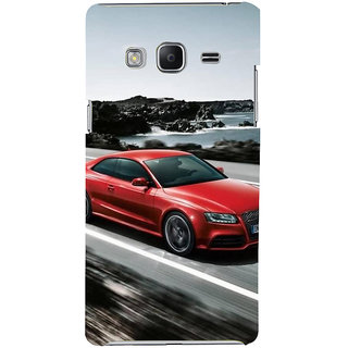 Ifasho Designer Back Case Cover For Samsung Galaxy Z3 Tizen :: Samsung Z3 Corporate Edition (Travel Business)