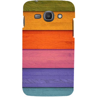 Ifasho Designer Back Case Cover For Samsung Galaxy Ace 3 :: Samsung Galaxy Ace 3 S7272 Duos  :: Samsung Galaxy Ace 3 3G S7270 :: Samsung Galaxy Ace 3 Lte S7275 (Colourful Woods Bastract Background)
