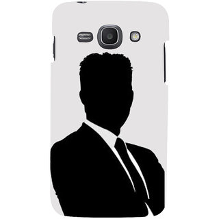 Ifasho Designer Back Case Cover For Samsung Galaxy Ace 3 :: Samsung Galaxy Ace 3 S7272 Duos  :: Samsung Galaxy Ace 3 3G S7270 :: Samsung Galaxy Ace 3 Lte S7275 (A Manual On Clinical Surgery Man Blazer Jacket Man Assesories)