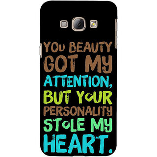 Ifasho Designer Back Case Cover For Samsung Galaxy A8 (2015) :: Samsung Galaxy A8 Duos (2015) :: Samsung Galaxy A8 A800F A800Y (Lineal  Family)