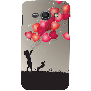 Ifasho Designer Back Case Cover For Samsung Galaxy Ace 3 :: Samsung Galaxy Ace 3 S7272 Duos  :: Samsung Galaxy Ace 3 3G S7270 :: Samsung Galaxy Ace 3 Lte S7275 (Love A Lovestory Love Gifts For Boyfriend Birthday Love Locket For Girlfriend)