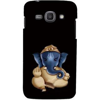 Ifasho Designer Back Case Cover For Samsung Galaxy Ace 3 :: Samsung Galaxy Ace 3 S7272 Duos  :: Samsung Galaxy Ace 3 3G S7270 :: Samsung Galaxy Ace 3 Lte S7275 (Ganesh Rio De Janeiro Spiritual T Shirts For Men Baripada Town)