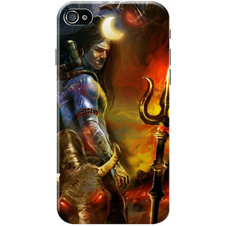HACHI Lord Shiva Mobile Cover for   4S
