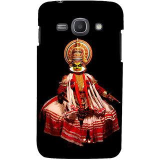 Ifasho Designer Back Case Cover For Samsung Galaxy Ace 3 :: Samsung Galaxy Ace 3 S7272 Duos  :: Samsung Galaxy Ace 3 3G S7270 :: Samsung Galaxy Ace 3 Lte S7275 (New Design Kurti  Girly Pens)