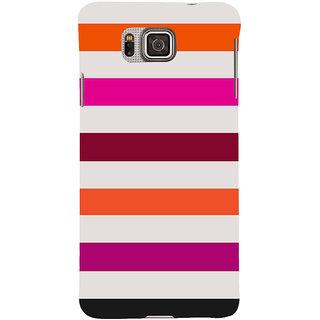 Ifasho Designer Back Case Cover For Samsung Galaxy Alpha :: Samsung Galaxy Alpha S801 ::  Samsung Galaxy Alpha G850F G850T G850M G850Fq G850Y G850A G850W G8508S :: Samsung Galaxy Alfa (Botanists Junior Achievement  )