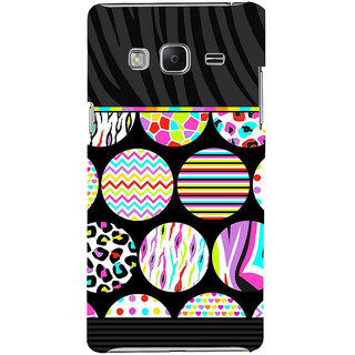 Ifasho Designer Back Case Cover For Samsung Galaxy Z3 Tizen :: Samsung Z3 Corporate Edition (Geologists Marine Science Careers  )