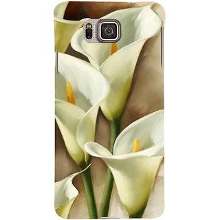 Ifasho Designer Back Case Cover For Samsung Galaxy Alpha :: Samsung Galaxy Alpha S801 ::  Samsung Galaxy Alpha G850F G850T G850M G850Fq G850Y G850A G850W G8508S :: Samsung Galaxy Alfa (Design Ear Rings  Girly Hoods)