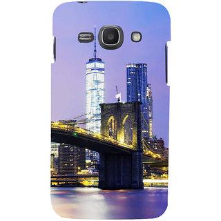 Ifasho Designer Back Case Cover For Samsung Galaxy Ace 3 :: Samsung Galaxy Ace 3 S7272 Duos  :: Samsung Galaxy Ace 3 3G S7270 :: Samsung Galaxy Ace 3 Lte S7275 (Cities Zibo China Guwahati)