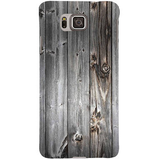 Ifasho Designer Back Case Cover For Samsung Galaxy Alpha :: Samsung Galaxy Alpha S801 ::  Samsung Galaxy Alpha G850F G850T G850M G850Fq G850Y G850A G850W G8508S :: Samsung Galaxy Alfa (Bank Of America Nascar Wood Polish)