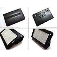 Leather Flip Case Cover Pouch Table Talk For Micromax Funbook P255