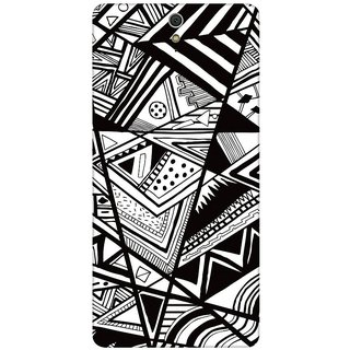 uk availability c9ac5 b03b6 Sony Xperia C5 Ultra Back Cover, Aztec Doodle Mobile Cover For Sony Xperia  C5 Ultra -By Design Lab, Designer Printed Sony Xperia C5 Ultra Back Cover,  ...