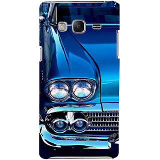 Ifasho Designer Back Case Cover For Samsung Galaxy Z3 Tizen :: Samsung Z3 Corporate Edition (Travel Hotel Sale Business)
