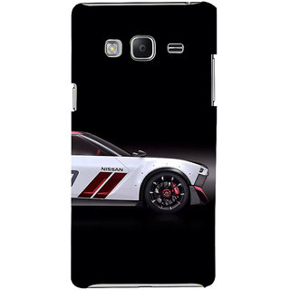 Ifasho Designer Back Case Cover For Samsung Galaxy Z3 Tizen :: Samsung Z3 Corporate Edition (New Golf Studio Photography)