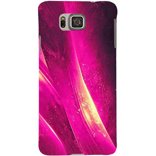 Ifasho Designer Back Case Cover For Samsung Galaxy Alpha :: Samsung Galaxy Alpha S801 ::  Samsung Galaxy Alpha G850F G850T G850M G850Fq G850Y G850A G850W G8508S :: Samsung Galaxy Alfa (Anesthesiologists City (Urban) Planner  Social Worker )