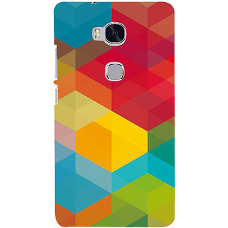 Ifasho Designer Back Case Cover For Huawei Honor 5X :: Huawei Honor X5 :: Huawei Honor GR5 (Speech-Language Pathologists Discovering Your Interests And Talents  Zoo Keepers )