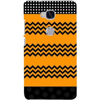 Ifasho Designer Back Case Cover For Huawei Honor 5X :: Huawei Honor X5 :: Huawei Honor GR5 (Facebook Login Big Lip Liner)
