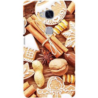 Ifasho Designer Back Case Cover For Huawei Honor 5X :: Huawei Honor X5 :: Huawei Honor GR5 (Cake Mashhad Iran Nandurbar)
