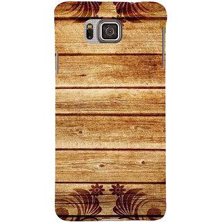 Ifasho Designer Back Case Cover For Samsung Galaxy Alpha :: Samsung Galaxy Alpha S801 ::  Samsung Galaxy Alpha G850F G850T G850M G850Fq G850Y G850A G850W G8508S :: Samsung Galaxy Alfa (Facebook Login Page Www.Facebook.Com Wood)