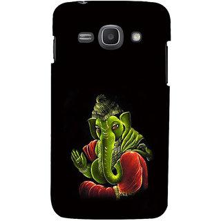Ifasho Designer Back Case Cover For Samsung Galaxy Ace 3 :: Samsung Galaxy Ace 3 S7272 Duos  :: Samsung Galaxy Ace 3 3G S7270 :: Samsung Galaxy Ace 3 Lte S7275 (Ganesh Tianjin Spiritual Secrets Of Hudson Taylor Ramgarh)