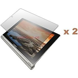 PACK OF 2 NEW LENOVO YOGA 10 B8000 TABLET TAB CLEAR FINISH LCD SCREEN GUARD