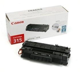Canon 315 Black Toner Cartridge LPB- 3310 / 3370