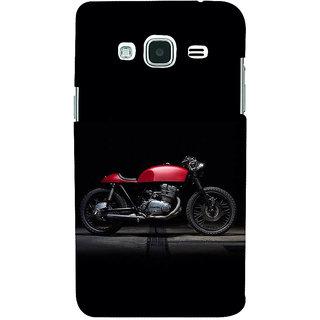Ifasho Designer Back Case Cover For Samsung Galaxy J3 (6) 2016 :: Samsung Galaxy J3 2016 Duos :: Samsung Galaxy J3 2016 J320F J320A J320P J3109 J320M J320Y  (Deviant Art Garmin Car)