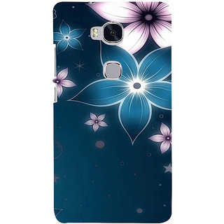 Ifasho Designer Back Case Cover For Huawei Honor 5X :: Huawei Honor X5 :: Huawei Honor GR5 (Langha Design For Woman  Girls Items)