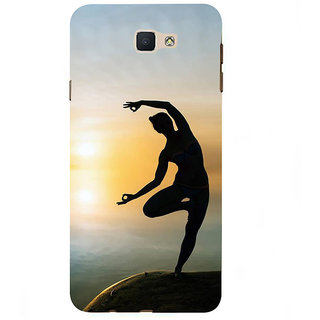 Ifasho Designer Back Case Cover For Samsung Galaxy On5 Pro (2015) :: Samsung Galaxy On 5 Pro (2015) (Yoga Caracas Venezuela Yoga Outfit For Women)