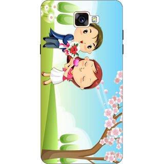 FotoAdda Printed Back Cover Case for Samsung GalaxyA5 (2017)