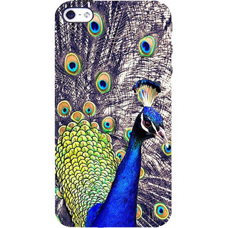 IFasho Designer Back Case Cover For   4 (Elongatee Puja Worship Krishna)