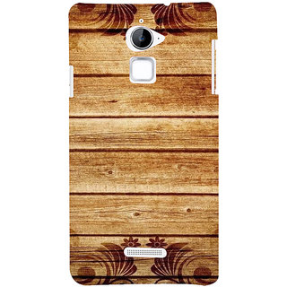 IFasho Designer Back Case Cover For Coolpad Note 3 Lite :: Coolpad Note 3 Lite Dual SIM (Facebook Login Page Www.Facebook.Com Wood)