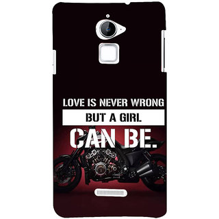 IFasho Designer Back Case Cover For Coolpad Note 3 Lite :: Coolpad Note 3 Lite Dual SIM (Inbred  Regal Entertainment)