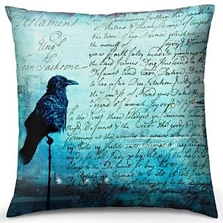Black Crow Cushion
