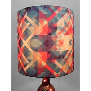 Colorful Diamonds Lamp
