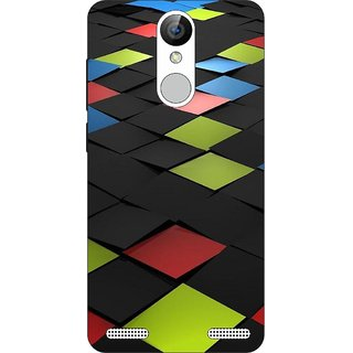 FotoAdda Printed Back Cover Case for Lenovo K6 Power