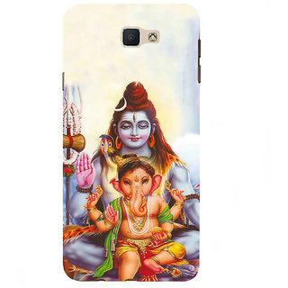 Ifasho Designer Back Case Cover For Samsung Galaxy On7 Pro :: Samsung Galaxy On 7 Pro (2015) (Siva Karachi Pakistan Narasaraopet)