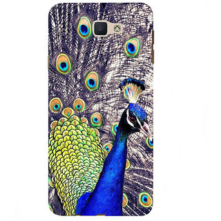 Ifasho Designer Back Case Cover For Samsung Galaxy On7 G600Fy :: Samsung Galaxy Wide G600S :: Samsung Galaxy On 7 (2015) (Elongatee Puja Worship Krishna)