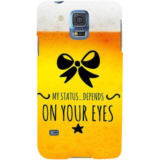 Ifasho Designer Back Case Cover For Samsung Galaxy S5 Neo :: Samsung Galaxy S5 Neo G903F :: Samsung Galaxy S5 Neo G903W (Homogeneity  New Education)