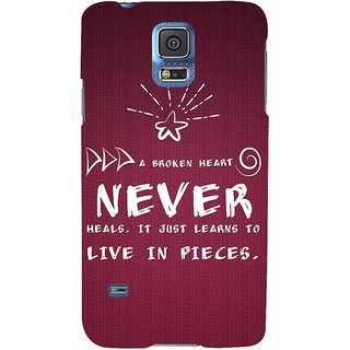 Ifasho Designer Back Case Cover For Samsung Galaxy S5 Neo :: Samsung Galaxy S5 Neo G903F :: Samsung Galaxy S5 Neo G903W (Likeness  Of Higher Education)