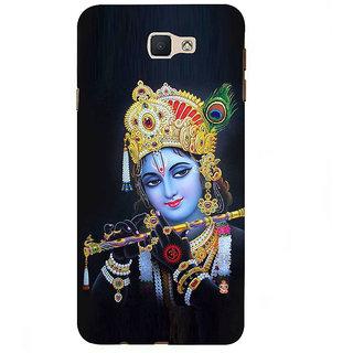 Ifasho Designer Back Case Cover For Samsung Galaxy On7 Pro :: Samsung Galaxy On 7 Pro (2015) (Krishna Paris France Vishnu Oil)