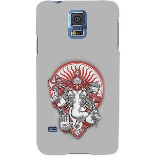 Ifasho Designer Back Case Cover For Samsung Galaxy S5 Neo :: Samsung Galaxy S5 Neo G903F :: Samsung Galaxy S5 Neo G903W (Ganesh Baghdad Iraq Ranebennuru)