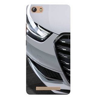 IFasho Designer Back Case Cover For Gionee Marathon M5 Lite (Travel Agent Certificate Industrial Business)
