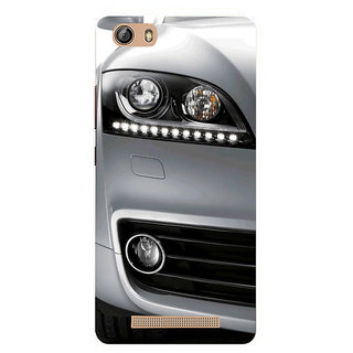 IFasho Designer Back Case Cover For Gionee Marathon M5 Lite (Travel Deals To Office Business)
