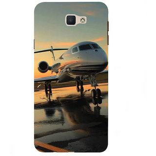 Ifasho Designer Back Case Cover For Samsung Galaxy On7 Pro :: Samsung Galaxy On 7 Pro (2015) (Paper Plane Design Plane Engine Plane Bangles For Women)