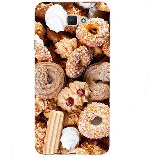 Ifasho Designer Back Case Cover For Samsung Galaxy On7 Pro :: Samsung Galaxy On 7 Pro (2015) (Cake Houston (Tx) Usa Osmanabad)