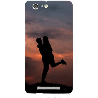 IFasho Designer Back Case Cover For Gionee Marathon M5 (Comparison  Relationships Friends Dating Delhi)